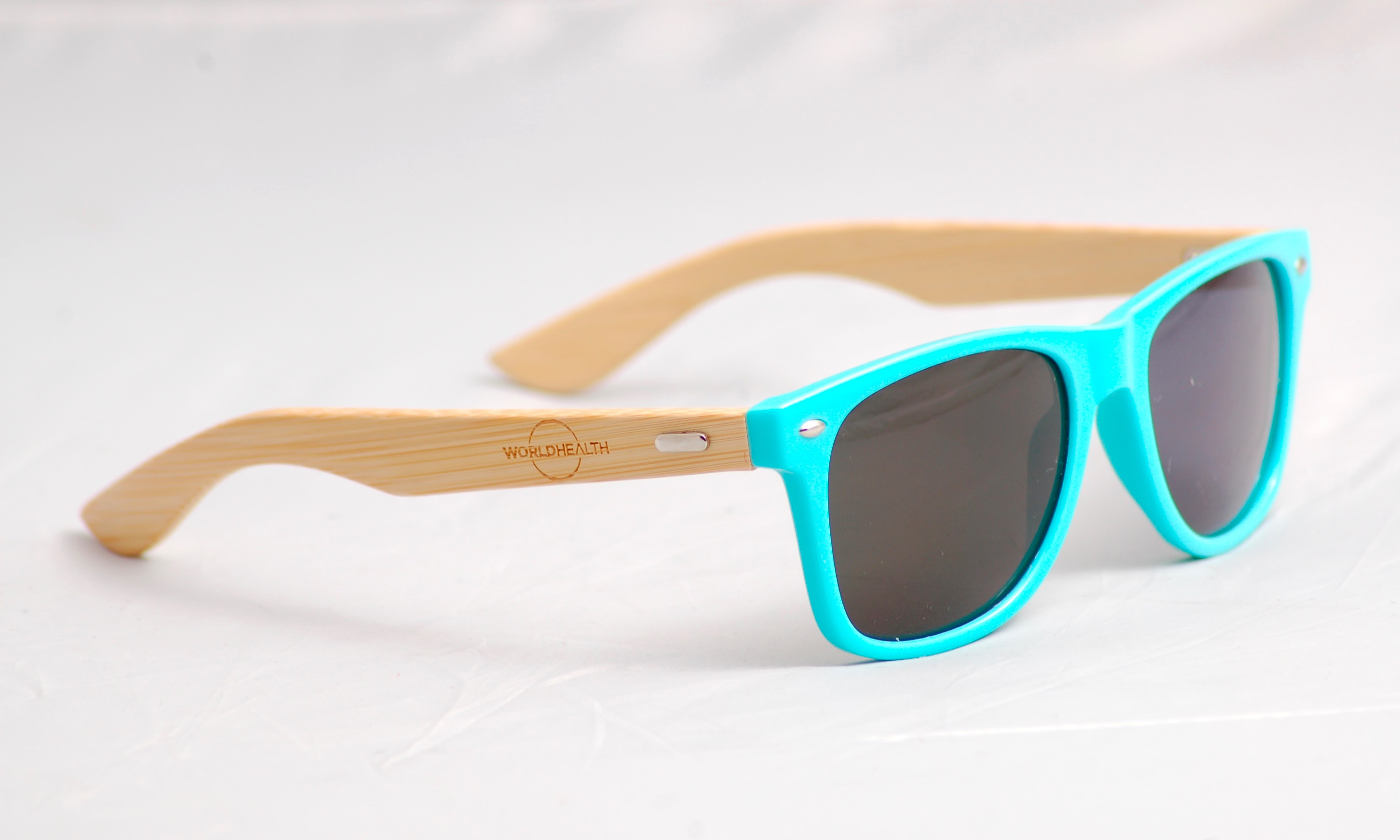 699d0c0a7f World Health Wood Sunglasses - Promo-glasses